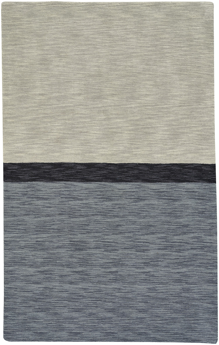 Capel Rugs, Cococozy Color Block Ocean