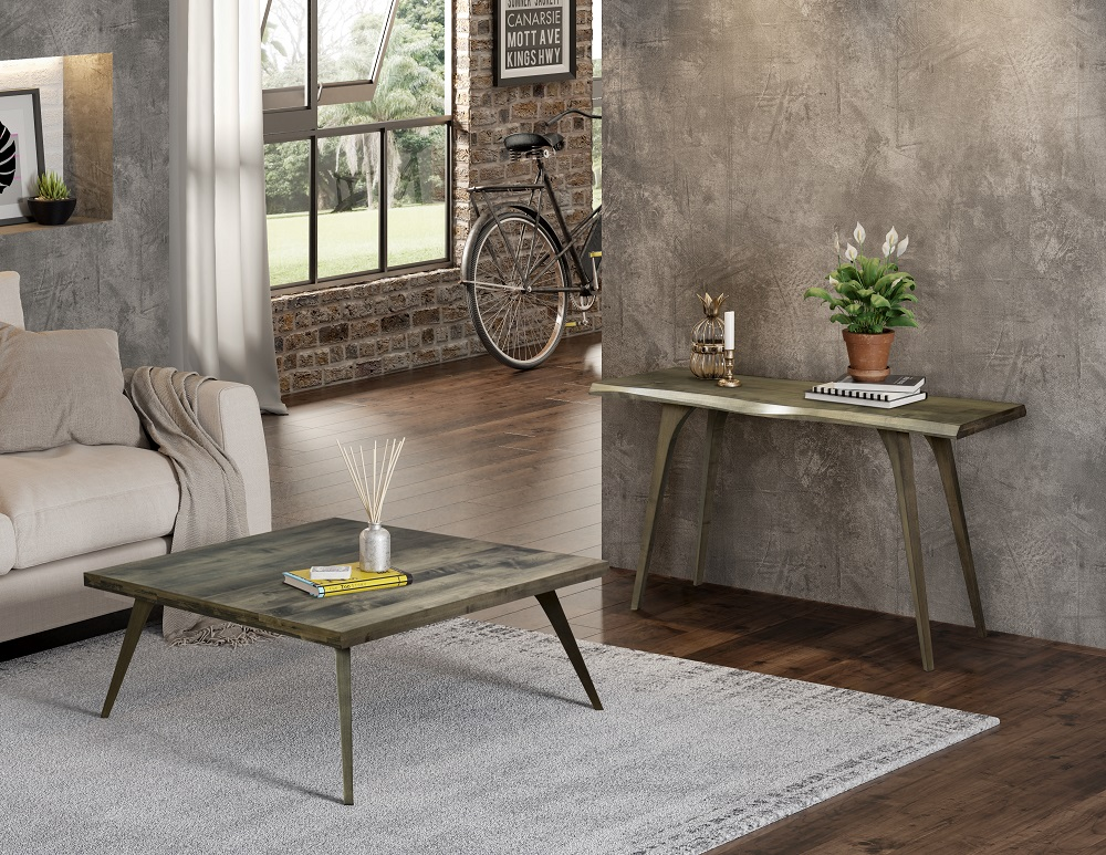 Martin Cocktail and Console Tables, Saloom Furniture