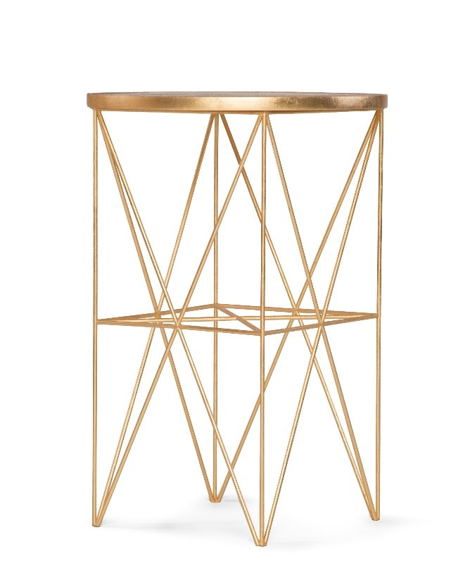Badgley Mischka Home Accent Table