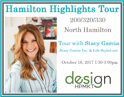 Hamilton Highlights Tour with Stacy Garcia
