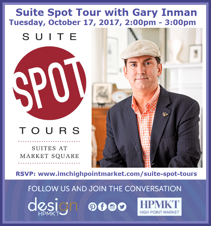 Suite Spot Tours - Gary Inman