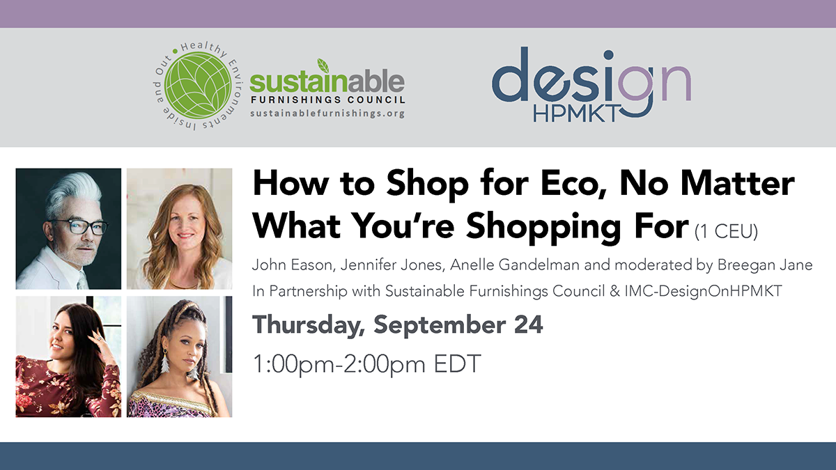 How to Shop for Eco