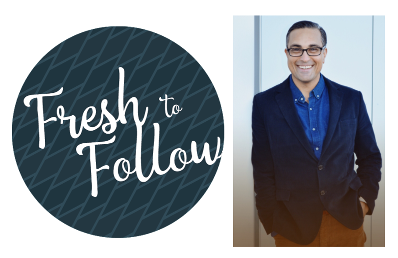 Fresh To Follow: Angelo Adamo
