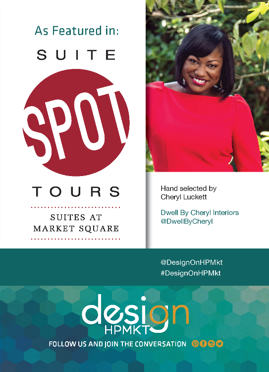 Suite Spot Tours - HP-S19 Cheryl Luckett